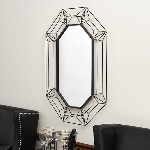 You'll love the Large Wall Mirror at AllModern - With Great Deals on modern Décor  products and Free Shipping on most stuff, even the big stuff.
