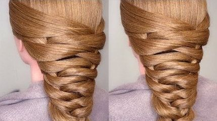Hairstyle For Every Function So Easy Video Dailymotion Hair Tutorial Hair Styles Braided Hairstyles Tutorials