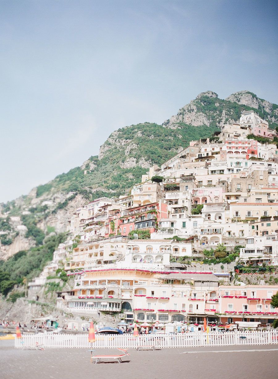 Positano Spring Engagement Session Come Fly With Me
