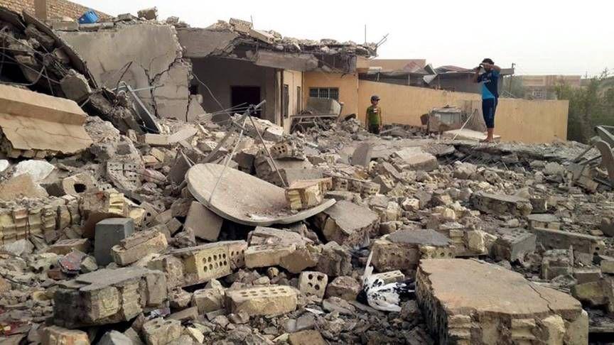 Iraakse leger vraagt inwoners Fallujah te vluchten | NOS