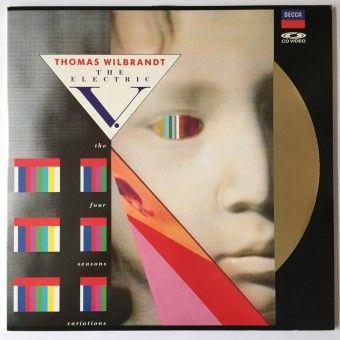 Thomas Wilbrandt The Electric V Laserdisc