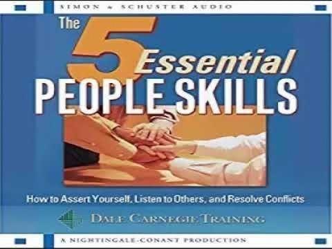 Dale Carnegie The 5 Essential People Skills Dalecarnegie Dale