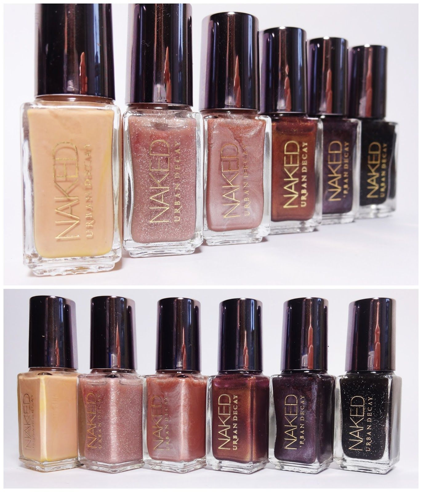 Urban Decay - NAKED Nagellack Nail Polish