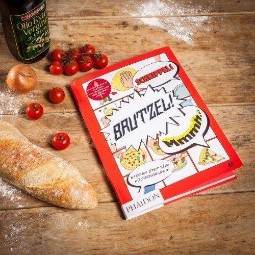 Comic kochbuch italienische rezepte in comic form geschenkideen geschenke kochbuch und b cher for Italienisches kochbuch