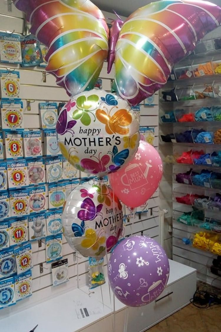 Mother S Day Balloons Balony Na Dzien Matki Get Inspired By Our