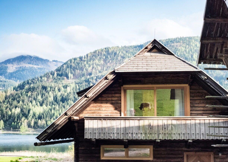 Das Blockhaus das blockhaus im gralhof am kärntner weißensee ist wieder schön hat