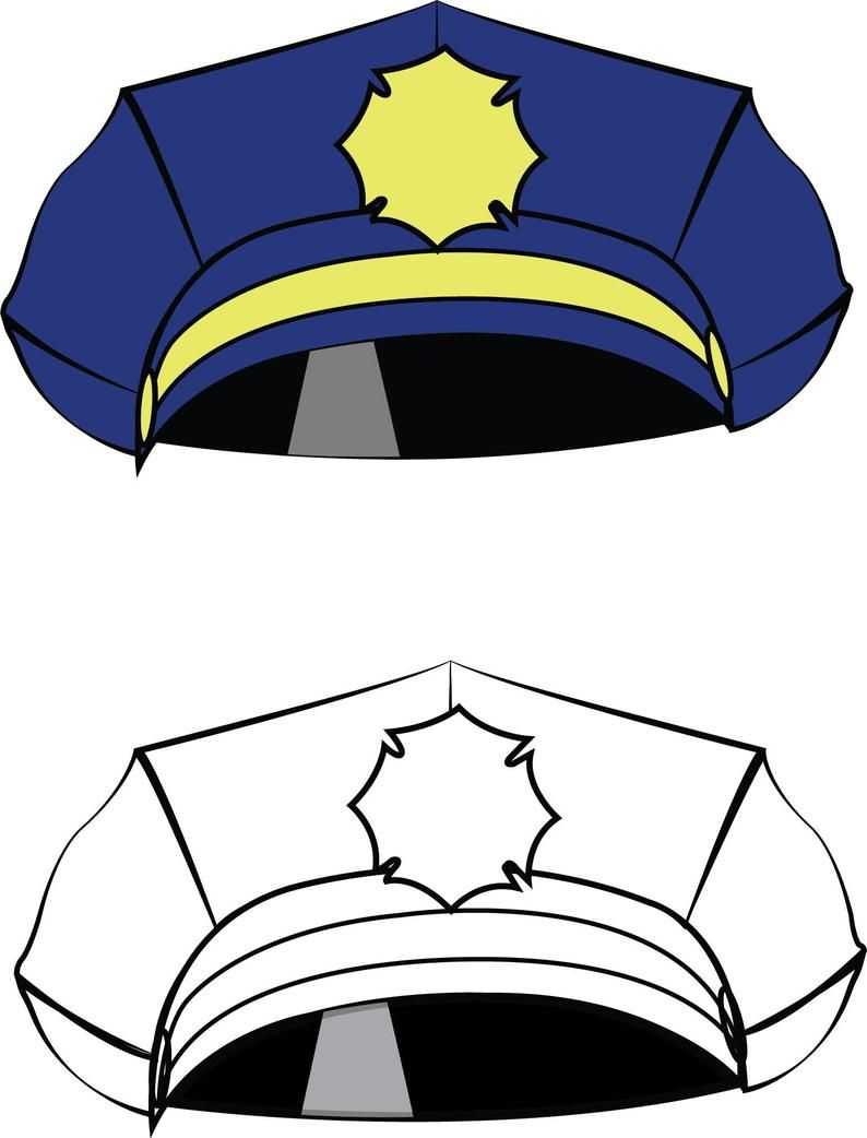 Pin On Police Hat