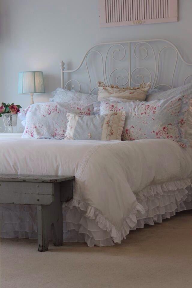 Inspiracje Shabby Chic Shabby Chic Bedrooms Shabby Bedroom