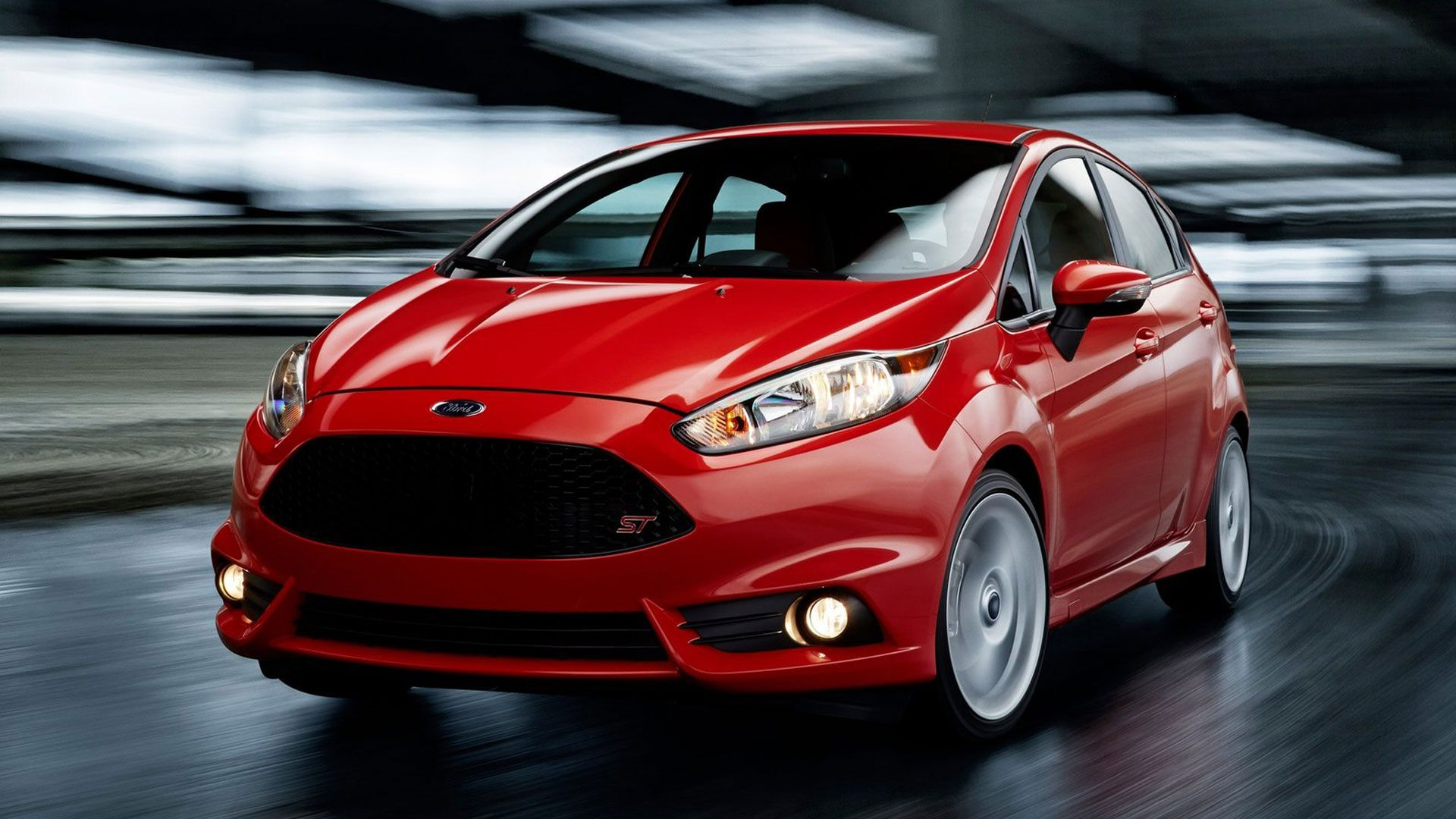 Preview ford fiesta wallpaper