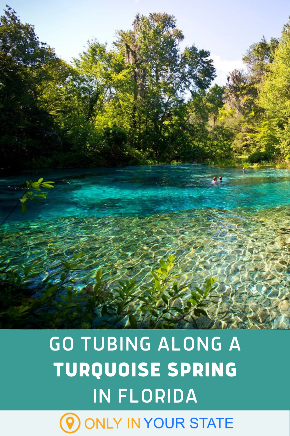 Ichetucknee Springs Tubing In Florida Has Been Called The Best In The State Florida Travel Places To Travel Travel Outdoors