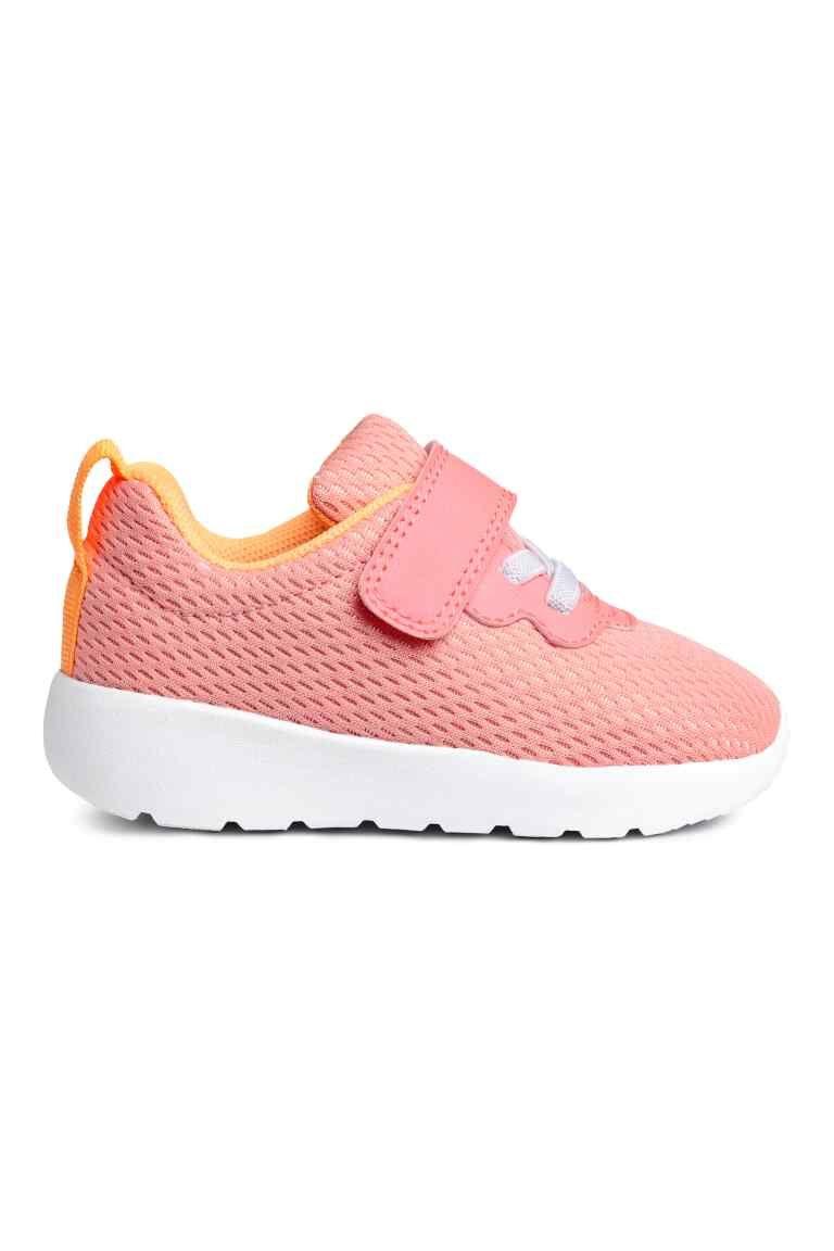 59ecd36381b74 Trainers - Light apricot - Kids | H&M 1 | Baby Fashion | Kids ...