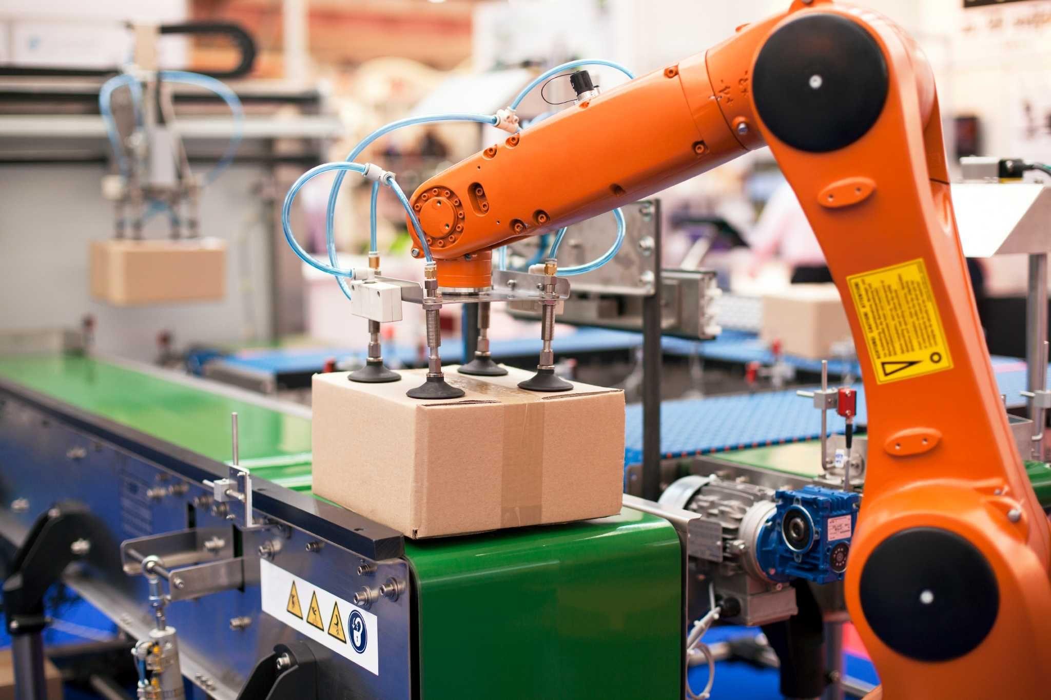 Mechanical, robotics engineers see demand Robot e