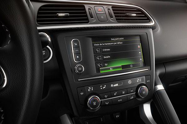 Renault Kadjar Interior Full Cgi On Behance