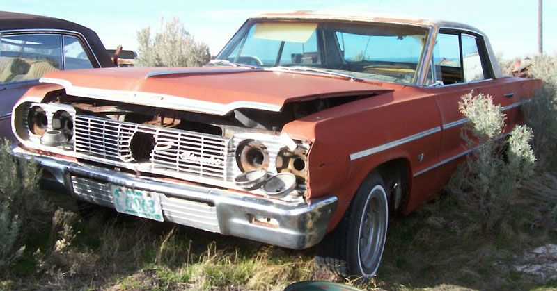 Vintage Chevrolet Classic Cars Chevy Classic Chevrolet Abandoned Cars