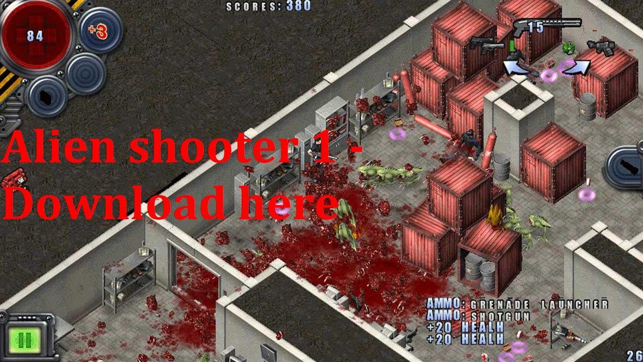 Alien Shooter - Tải game miễn phí