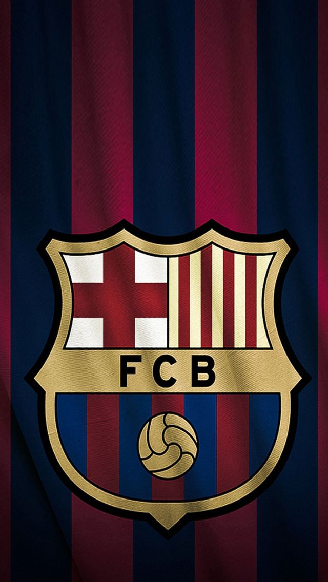 FC Barcelona Logo IPhone 6 Plus And 5 4 Wallpapers