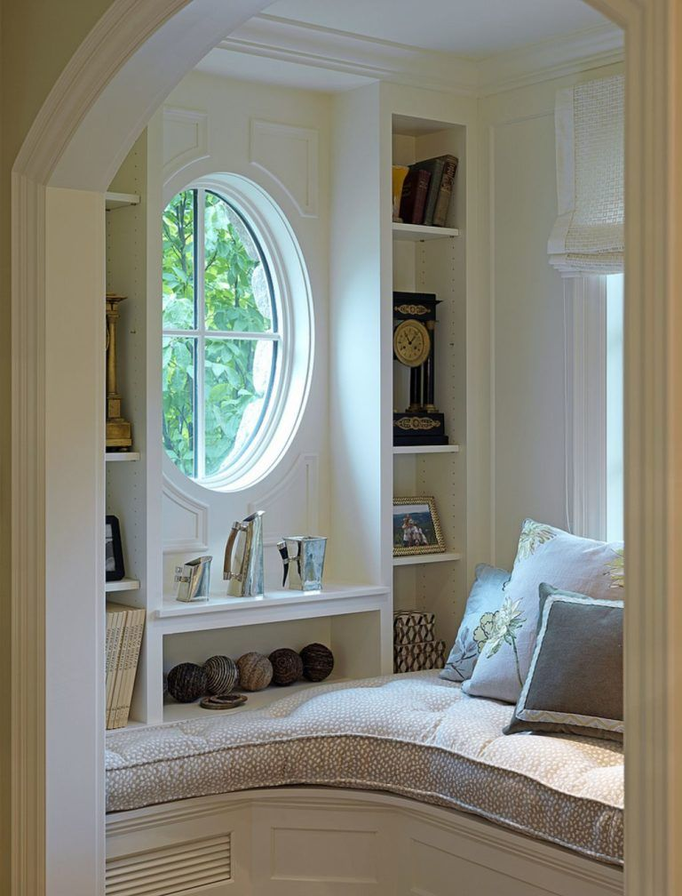 Unique And Compelling Round Windows For Every Room With