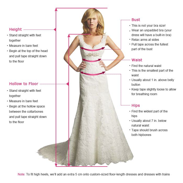 Measuring for a dress. | Mother of the Bride Dress | Pinterest ...