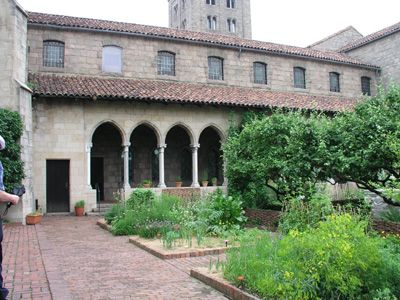 The Cloisters.. dream of creating my own garden like this