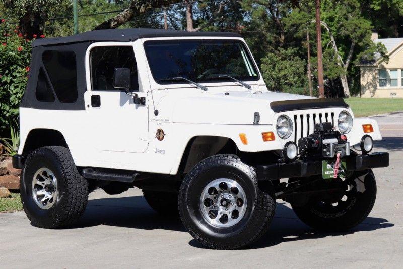 1998 Jeep Wrangler Sahara 1998 jeep wrangler, 1997 jeep