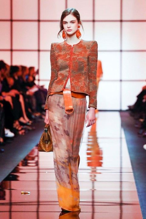 Giorgio Armani Privé Couture Spring Summer 2017 Collection