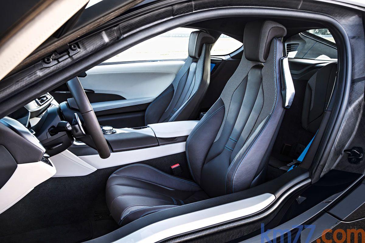 Bmw I8 Coupe Interior Asientos 2 Puertas Machines Pinterest