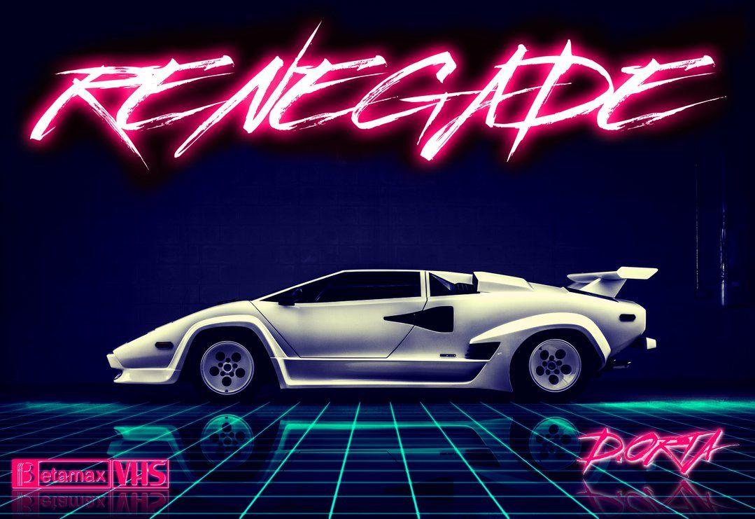 80 S Lamborghini Countach By Ninja Blade Diego On