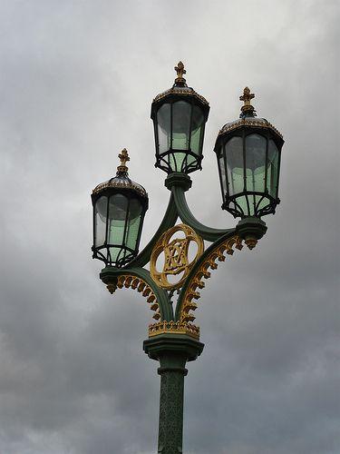 Lamp Post By Gabludlow A Pretty Lamp Post On Westminster Bridge. Street LampWestminster  BridgeLight PostsIndoor ...