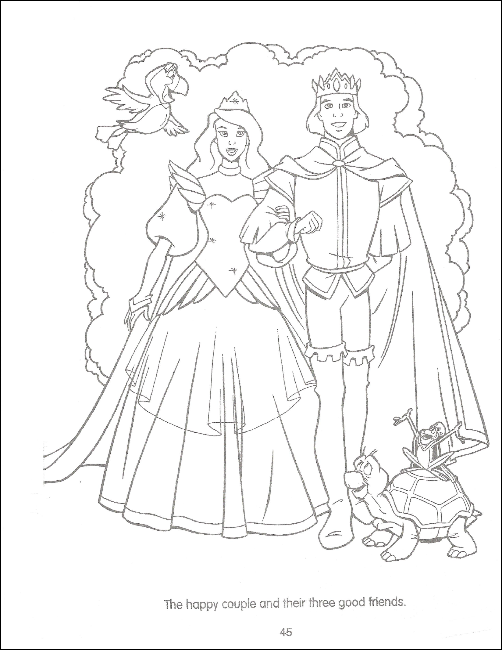 The Swan Princess Funtime Activity Book Princess Coloring Pages Disney Princess Coloring Pages Princess Coloring