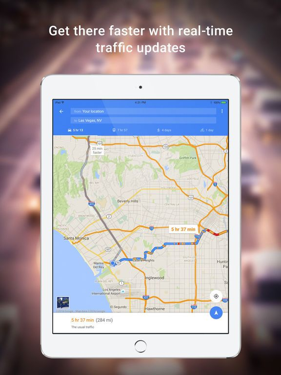Download Google Maps Iphone on