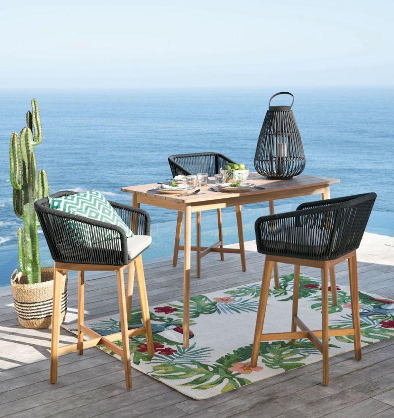 Avis Mobilier outdoor Maisons du Monde | Aménagement ...