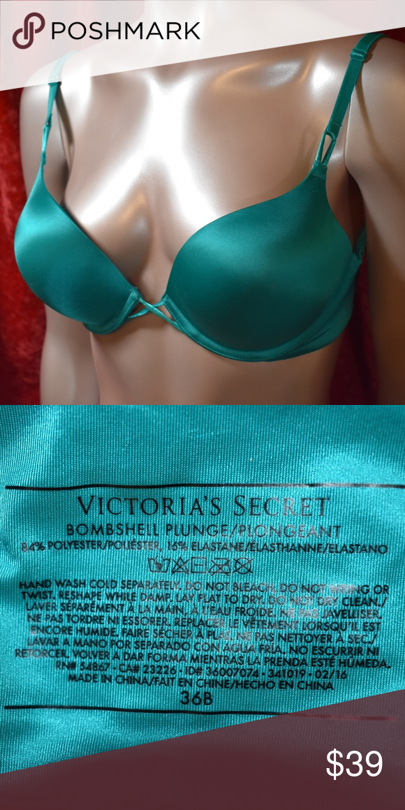 0e58b17cbe9b7 Victoria's Secret Bombshell Add-2-Cups Push-up Victoria's Secret ...