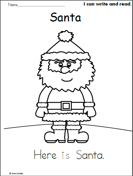 Color The 8 Crayons - Free Worksheets For Preschool and Kindergarten ...