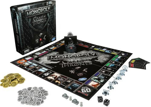 Monopoly Game Of Thrones Board Game For Adults Multicolor Monopoly Game Monopoly Games