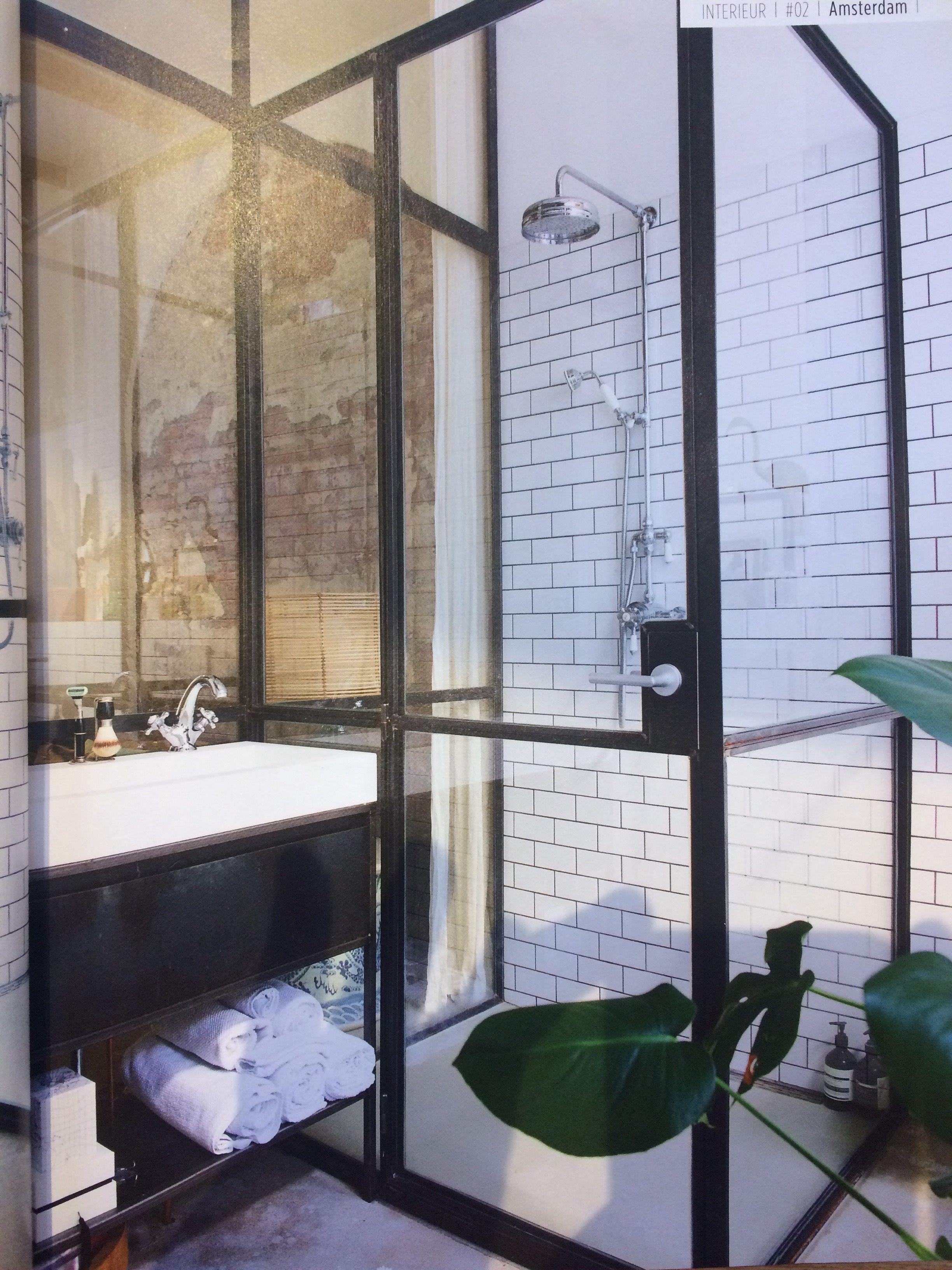 Taats Deur Appartement Douche