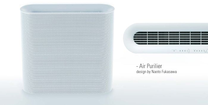 Fukasawa Naoto _ Air Purifier | Air purifier, Design, Purifier