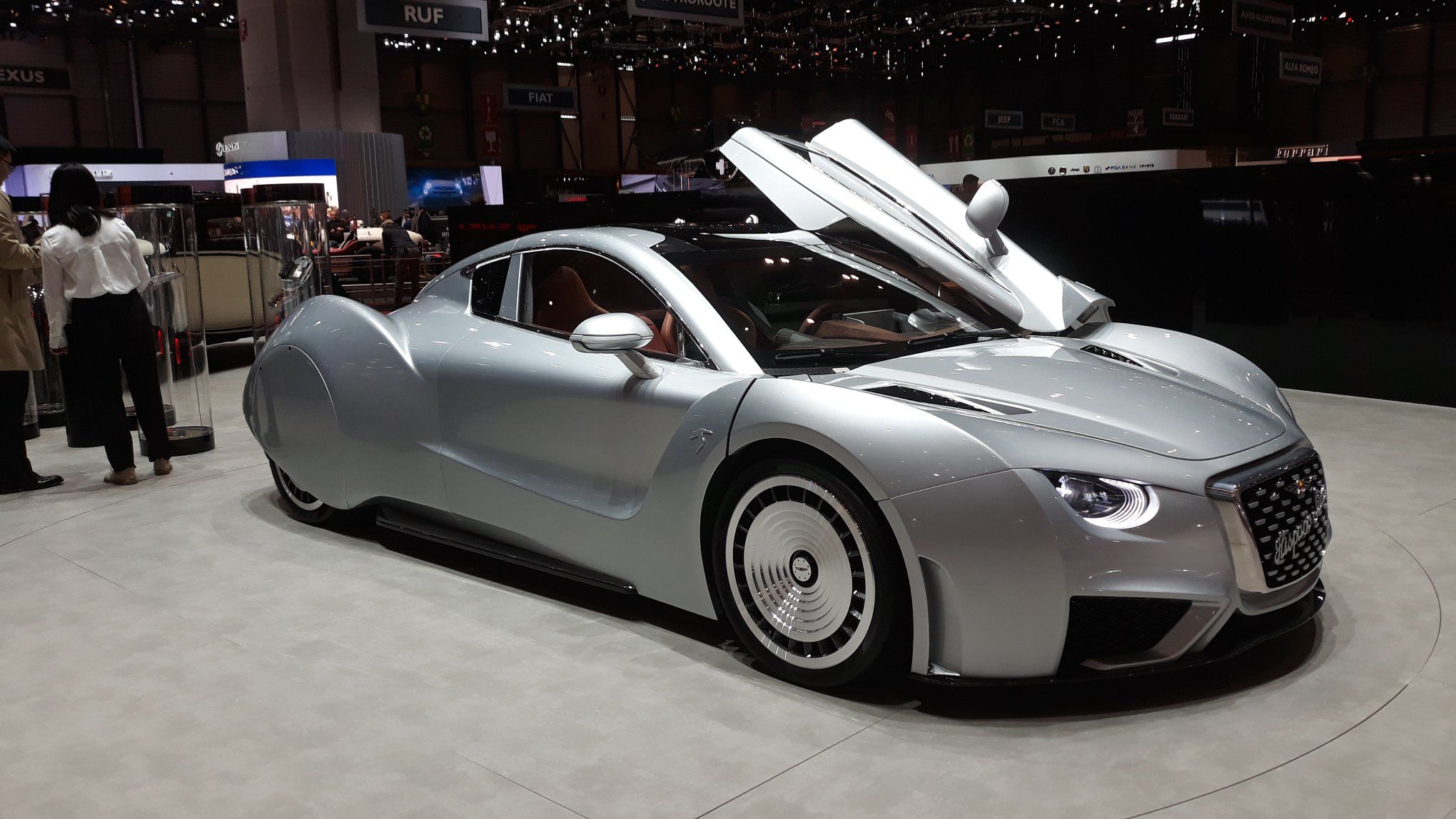 Hispano Suiza Carmen Geneva Motor Show Geneva Car Manufacturers