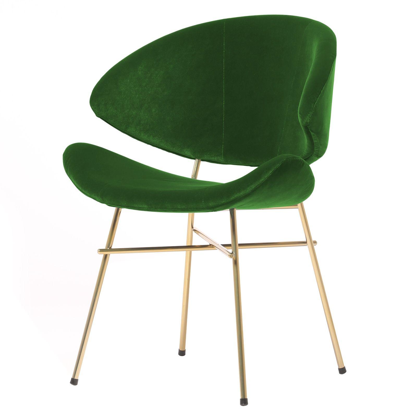 Ciekawa forma i niespotykany szary kolor krzesła Mannequin