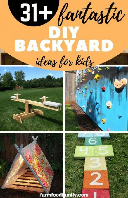 Best Backyard Ideas On A Budget For Kids Yards Outdoor ...
