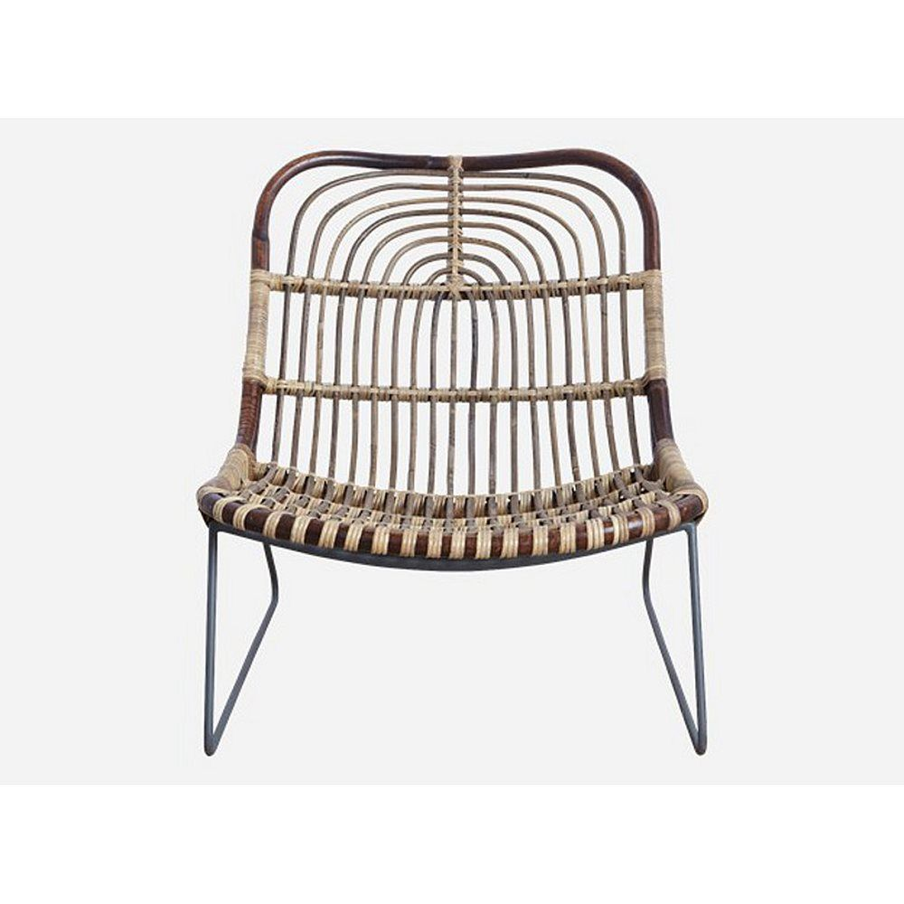 Flamant Rotan Stoelen.House Doctor Kawa Lounge Stoel Wohnzimmer Outdoor Chairs House
