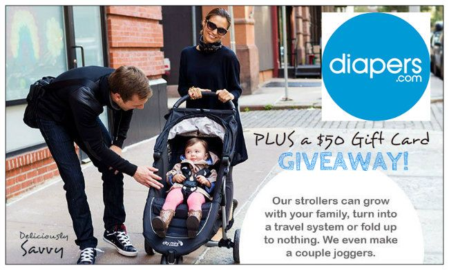 Diapers.com Giveaway (US) ends 3/17; enter to win $50 Gift Card at http://crtvlsy.ca/2mAByIM