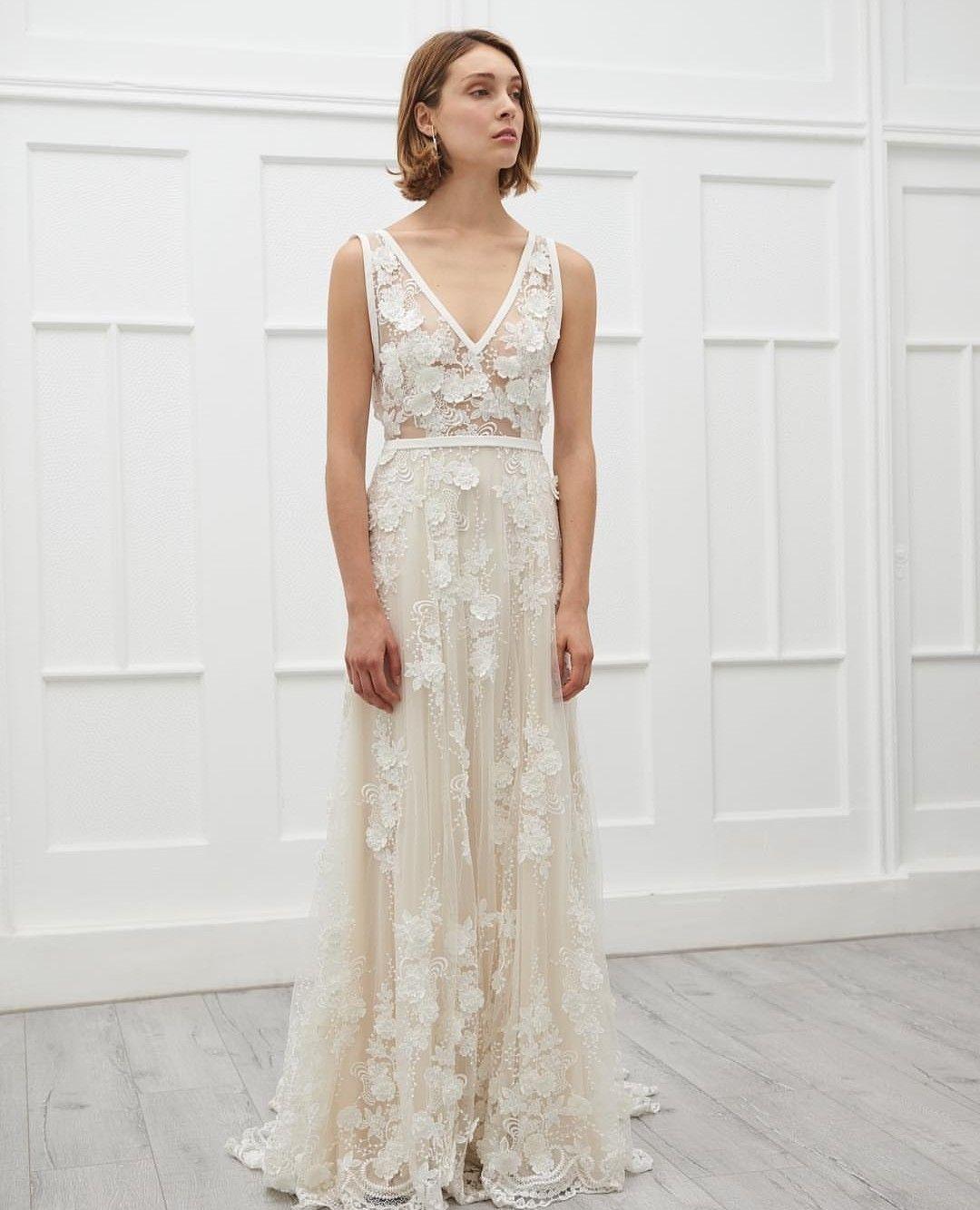 Savannah Wedding Gown Viktoriachan Bridal Dress Scandinavian Simple Design Modern