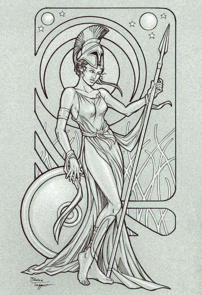 arte Nouveau Athena