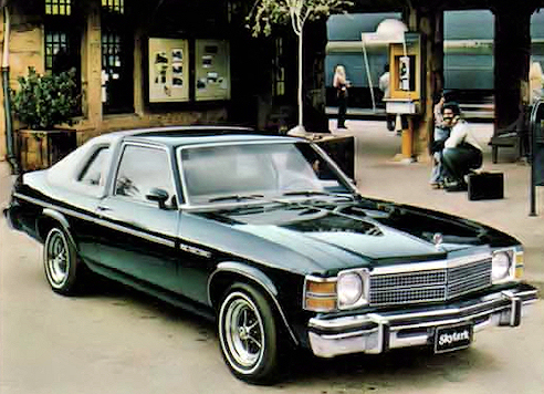 Bucking A Trend The Round Headlamp Cars Of 1979 The Daily Drive Consumer Guide In 2021 Buick Buick Cars Buick Skylark