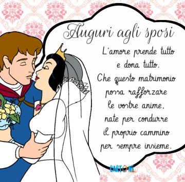 Auguri Agli Sposi Che Questo Matrimonio Cartoni Animati Frasi Per Matrimoni Citazioni Matrimonio Auguri Di Buon Anniversario Di Matrimonio