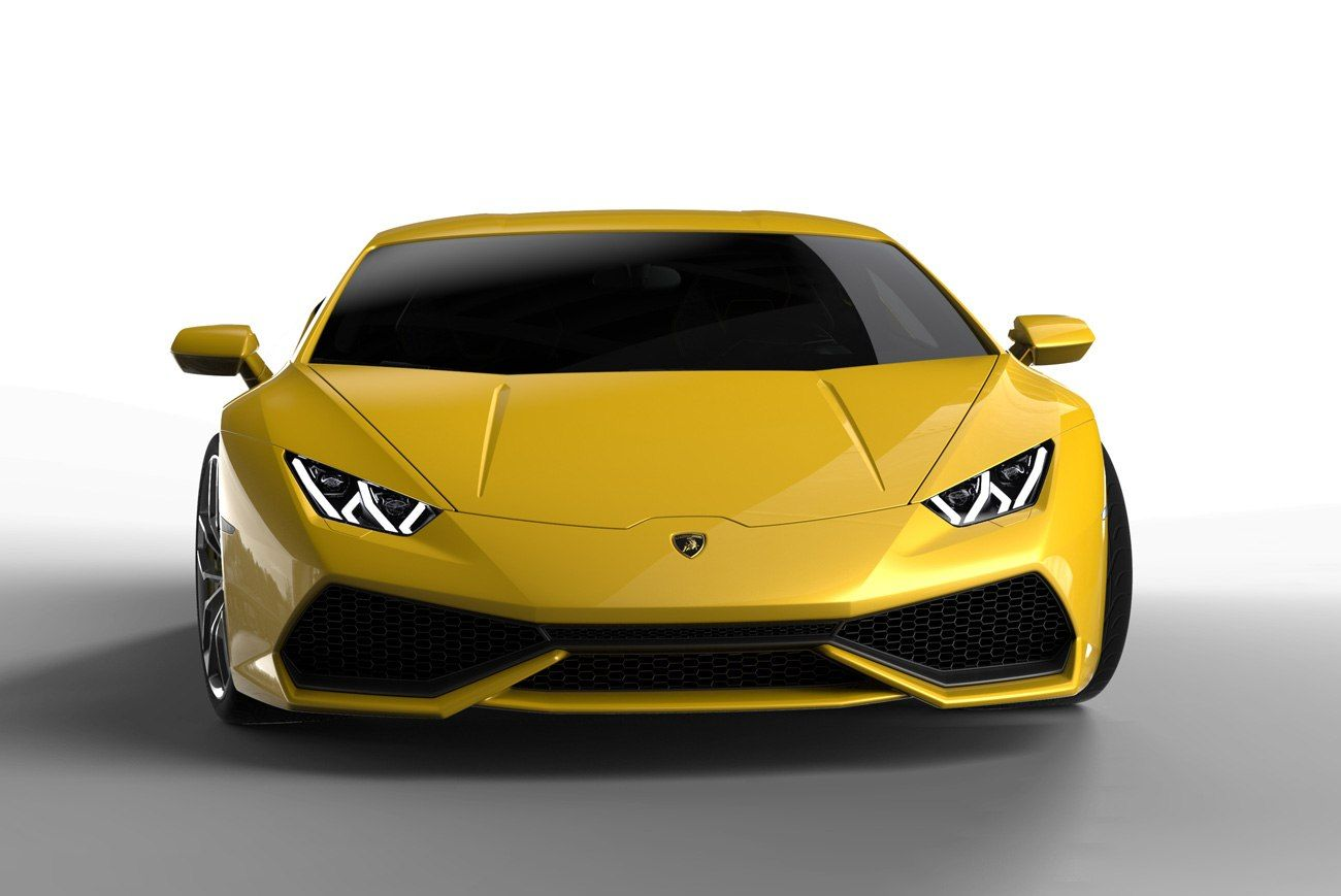 All New Lamborghini Huracán