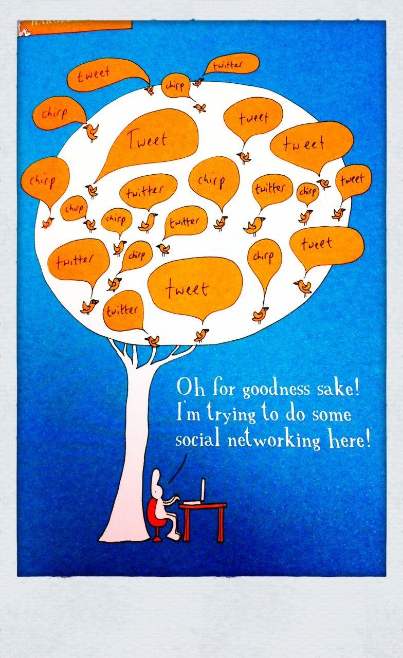 Social Network Card Art Pinterest Social Networks
