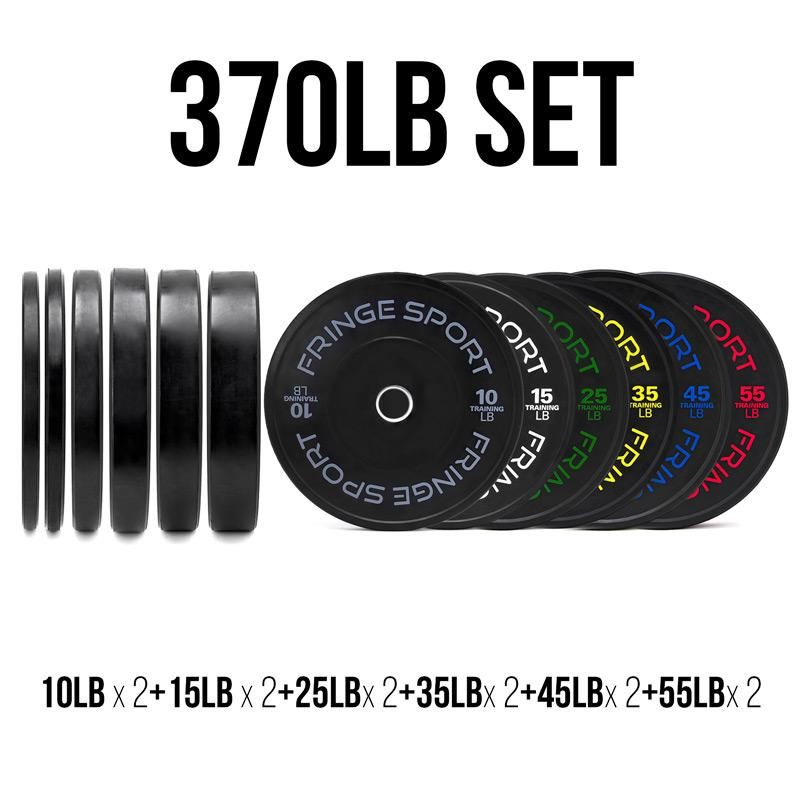 Contrast Bumper Plate Sets Plate sets, Olympic weights
