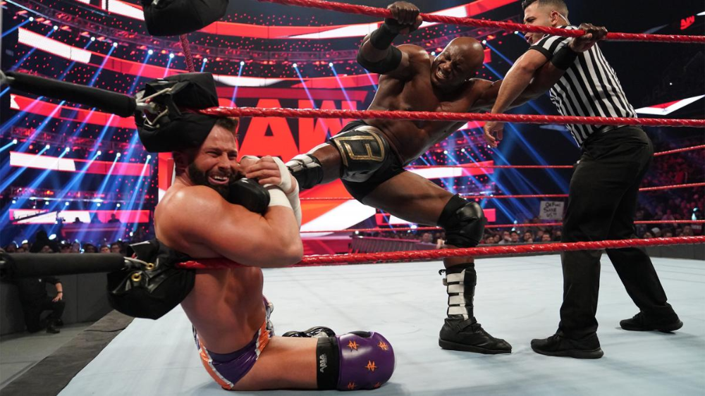 Photos Don T Miss The Captivating Images From The Red Brand Zack Ryder Wwe News Wrestling Videos