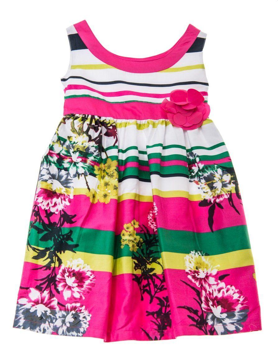 Εβίτα παιδικό φόρεμα «Cute Flowers» €24 d7bf0f5c358